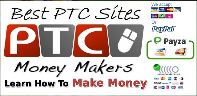PTC Paid To Click